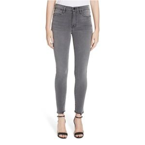 FRAME Le High Skinny Jeans in Smithson NWT